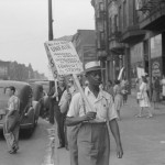 Strikes don't work as well as they used to. Striking workers via www.shutterstock.com