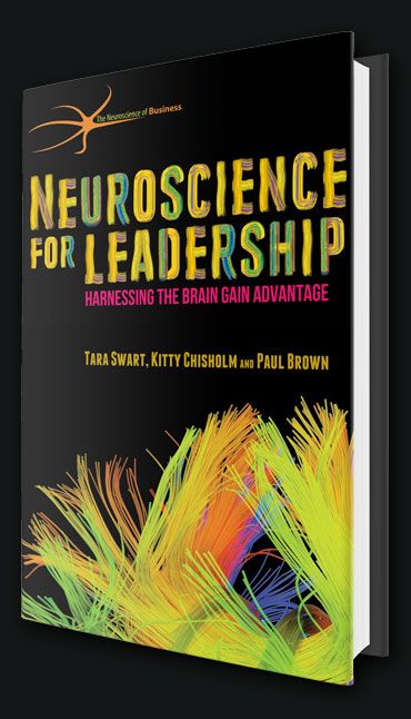 the neuroscience of leadership Dr david rock coined the term 'neuroleadership' and through his work with the neuroleadership institute has built a new science for leadership development.