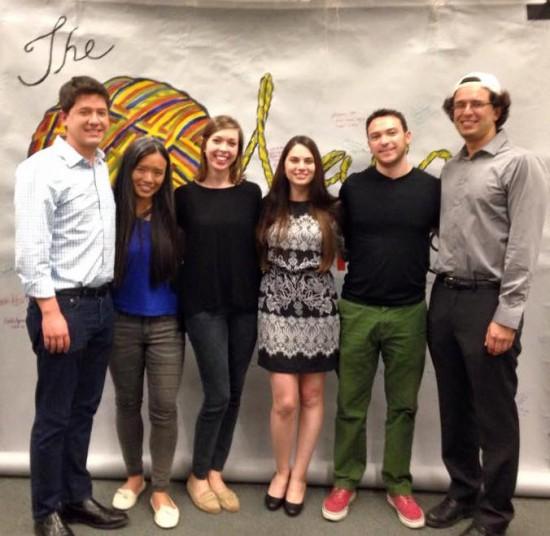 MIT The Yarn May 2015