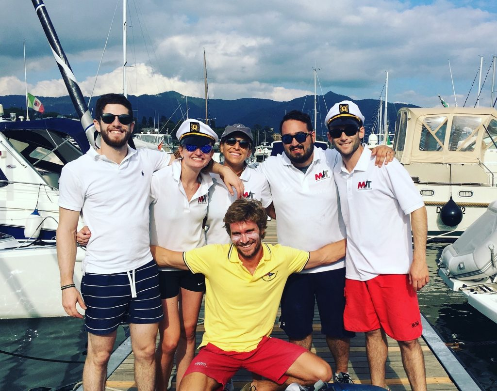 MIT wins MBA Sailing Regatta in Italy