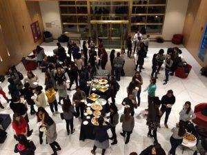 Evening reception for Women's Ambassador Day