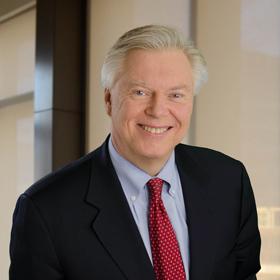 Photo of David Schmittlein, John C Head III Dean